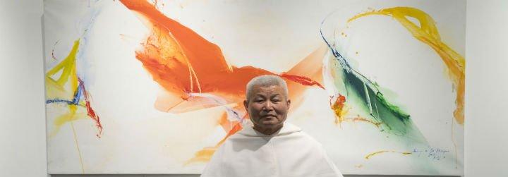 """Padre Kim: """"El Cristo de Velázquez es el Cristo ideal"""""""