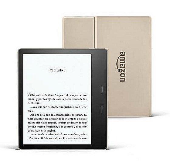 Nuevo color Kindle Oasis en Amazon