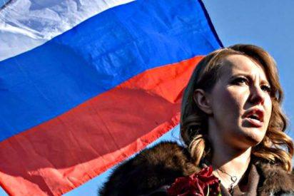 Así es el brutal machismo que sufre la única candidata a la presidencia de Rusia