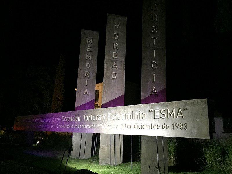 La Iglesia argentina entrega 127 actas de bautismos en la ESMA