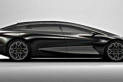 Coche eléctrico: Aston Martin presenta el Lagonda Vision Concept, todo lujo y diseño