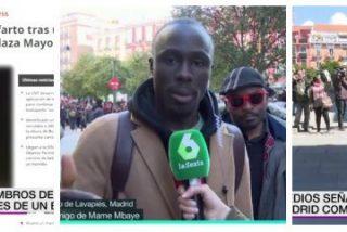 laSexta Noticias culpa del bulo del mantero a Europa Press para salvarle la cara a Ahora Madrid y Podemos
