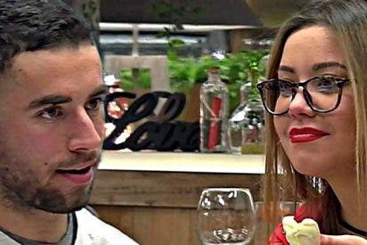 """'First Dates': El muy patoso llama """"gorda"""" a su cita y se gana una cobra de campeonato"""