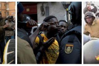 Madrid ya tiene su Mollenbeck gracias a Carmena: cinco policías apaleados por una turba de senegaleses en Lavapiés