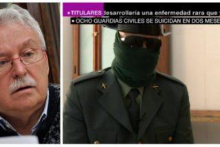 El demoledor artículo de Joaquín Leguina sobre los suicidios en la Policía y Guardia Civil levantará ampollas en Interior