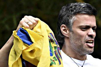 Leopoldo López, 'blindado' en la Embajada de España en Caracas, pese a la amistad de Podemos con Maduro
