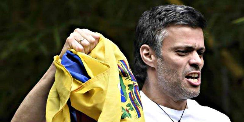 """Leopoldo López: """"En otros países hubo golpes de Estado que convocaron elecciones"""""""