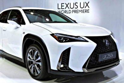 Cuando Lexus pone en manos de una mujer su nuevo Compacto UX...