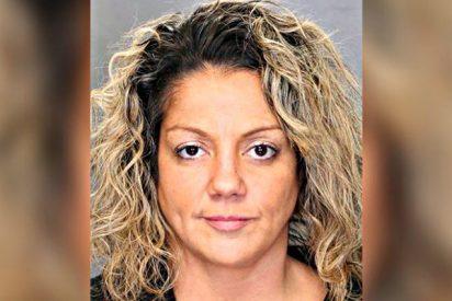 Esta mujer se chuta con cocaína, pide una hamburguesa en el lugar equivocado y queda presa