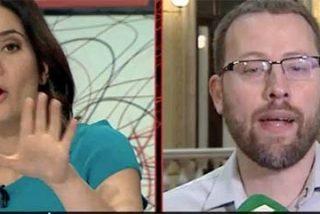 La CUP toma laSexta: Aragonés se aprovecha de la bisoñez de Llapart para controlar 'Al rojo vivo' a su gusto