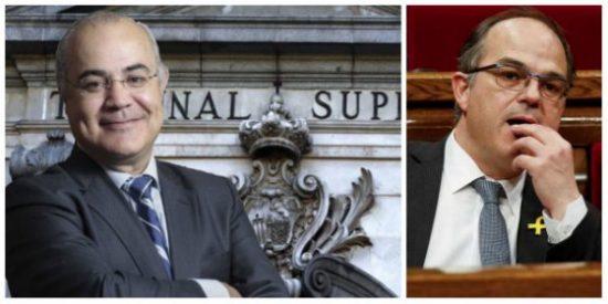 Turull tomó el pelo a los catalanes: su discurso de investidura sólo fue un ensayo de su declaración ante el Supremo