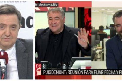 """Losantos carga contra el buenismo de 'PreEscolar' y 'Gorilas' con la asesina de Gabriel Cruz: """"¡Da asco!"""""""