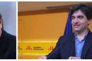 "Losantos guillotina al ""cenutrio"" de Sabrià (ERC) por su baboso y xenófobo ataque a Arrimadas"