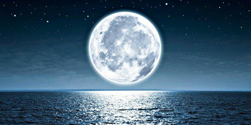 La mayoría del agua del Planeta Tierra estaba ya, antes del impacto que formó la Luna