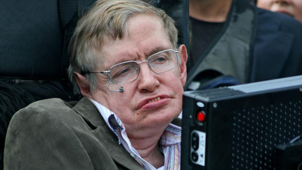 Muere el físico británico Stephen Hawking a los 76 años