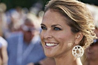 La princesa Magdalena de Suecia da a luz a una niña, su tercer hijo