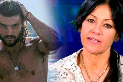 A Maite le encantaría que su hija Sofía dejara a Alejandro Albalá por Logan