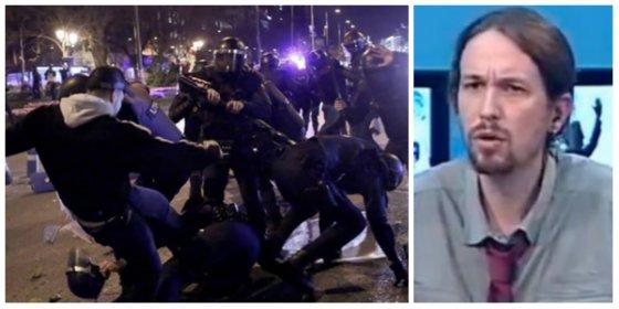 Las salvajes frases de Iglesias sobre la Policía en 2012 hunden su reforma de la Ley de Seguridad Ciudadana
