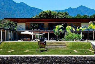 Así es la paradisíaca mansión en la que Neymar pasará gran parte de su recuperación