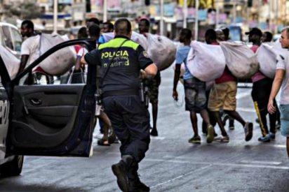 Carmena y los podemitas del Ayuntamiento ordenaron a la Policía Municipal cerrar su Twitter durante los altercados de Lavapiés