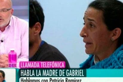 El periodista Manuel Vilaseró vuelve a la carga a pesar de que la madre de Gabriel lo rechaza