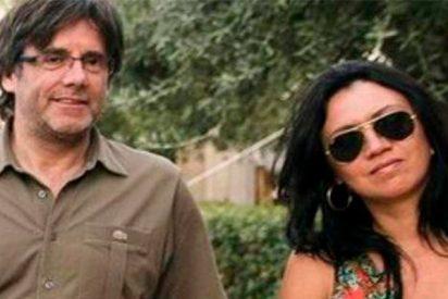 ¿Sabe alguien dónde anda ahora Marcela Topor, la esposa del atribulado Puigdemont?