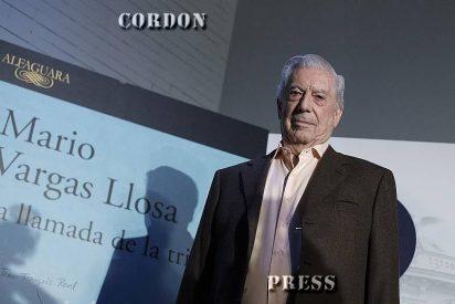 Mario Vargas Llosa presenta su último libro con el apoyo de Isabel Preysler y Tamara Falcó