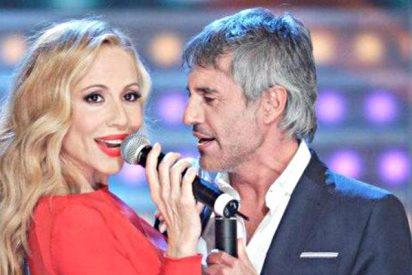 Marta Sánchez y Sergio Dalma se reconcilian en los Premios Dial