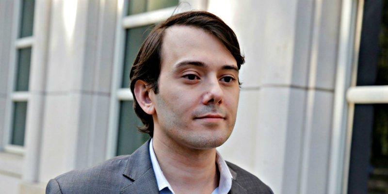 """Mandan 7 años de prisión a Martin Shkreli: """"El hombre más odiado de EEUU"""""""