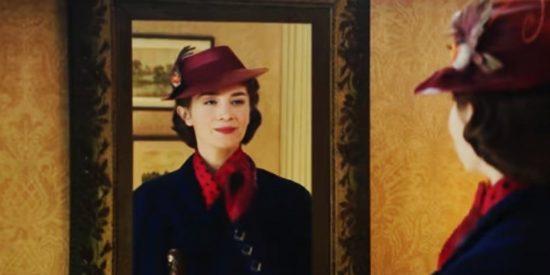 Mary Poppins regresa a la gran pantalla, las primeras imágenes