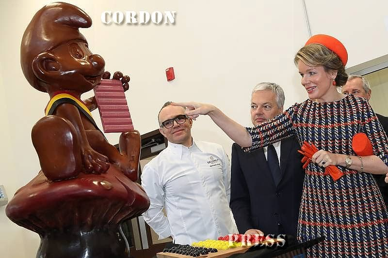 Matilde de Bélgica vuelve a hacer un guiño a Canadá en su visita oficial