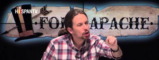 El gancho de derecha que ha dejado sin plumas a Pablo Iglesias en 'Fort Apache'