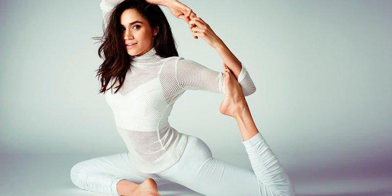 ¿Sabes cuáles son los trucos fitness de Meghan Markle?