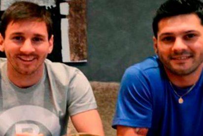 El hermano de Messi ha sido detenido tras amenazar con un arma a un conductor con el que chocó