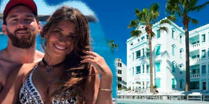 Leo Messi compra un hotel en Ibiza