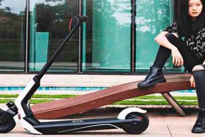 Mi Electric Scooter: Autonomía, faros y administración inteligente de batería