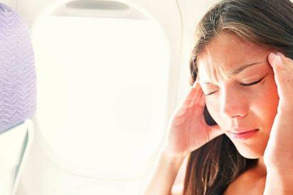 ¿Sabes qué debes hacer si tienes miedo a volar?
