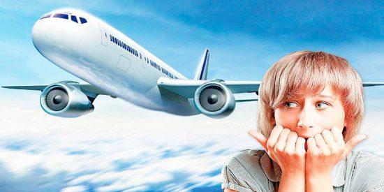 """¿Puede una """"Aplicación"""" ayudarnos a combatir el miedo a volar?"""