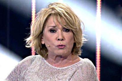 'Sálvame': Mila Ximénez araña a Sandra Barneda por pasarse de 'chula'