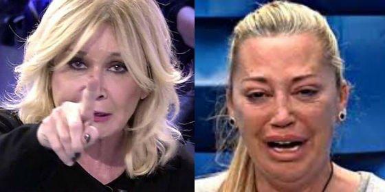 "Mila Ximénez destruye a Belén Esteban en un duelo brutal: ""¡Pareces la niña del exorcista!"""