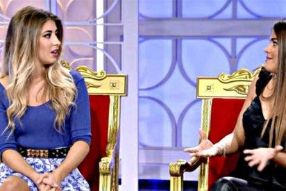 'MYHYV': Violeta, muy disgustada por el tonteo de Julen con Sophie