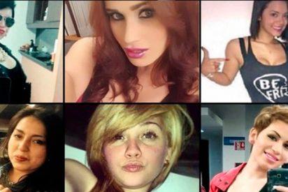 Están son las seis modelos extranjeras torturadas, violadas y desfiguradas en México