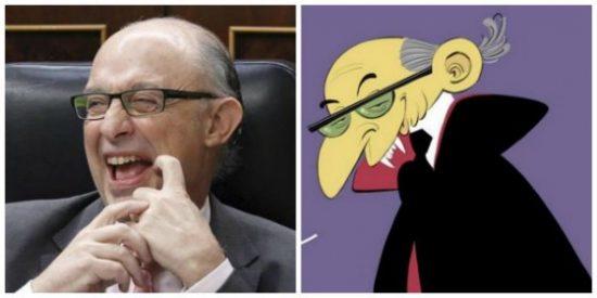 """Ignacio Camacho despelleja a Montoro: """"La defensa de las pensiones no se puede dejar en manos de un antipático y arrogante sabihondo"""""""