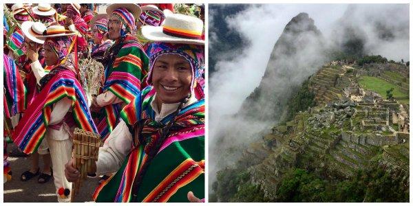 El Perú en veinte recuerdos contrastados
