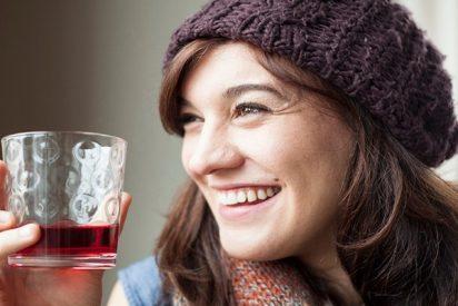¿Sabes que los arándanos rojos previenen las infecciones de orina en mujeres?