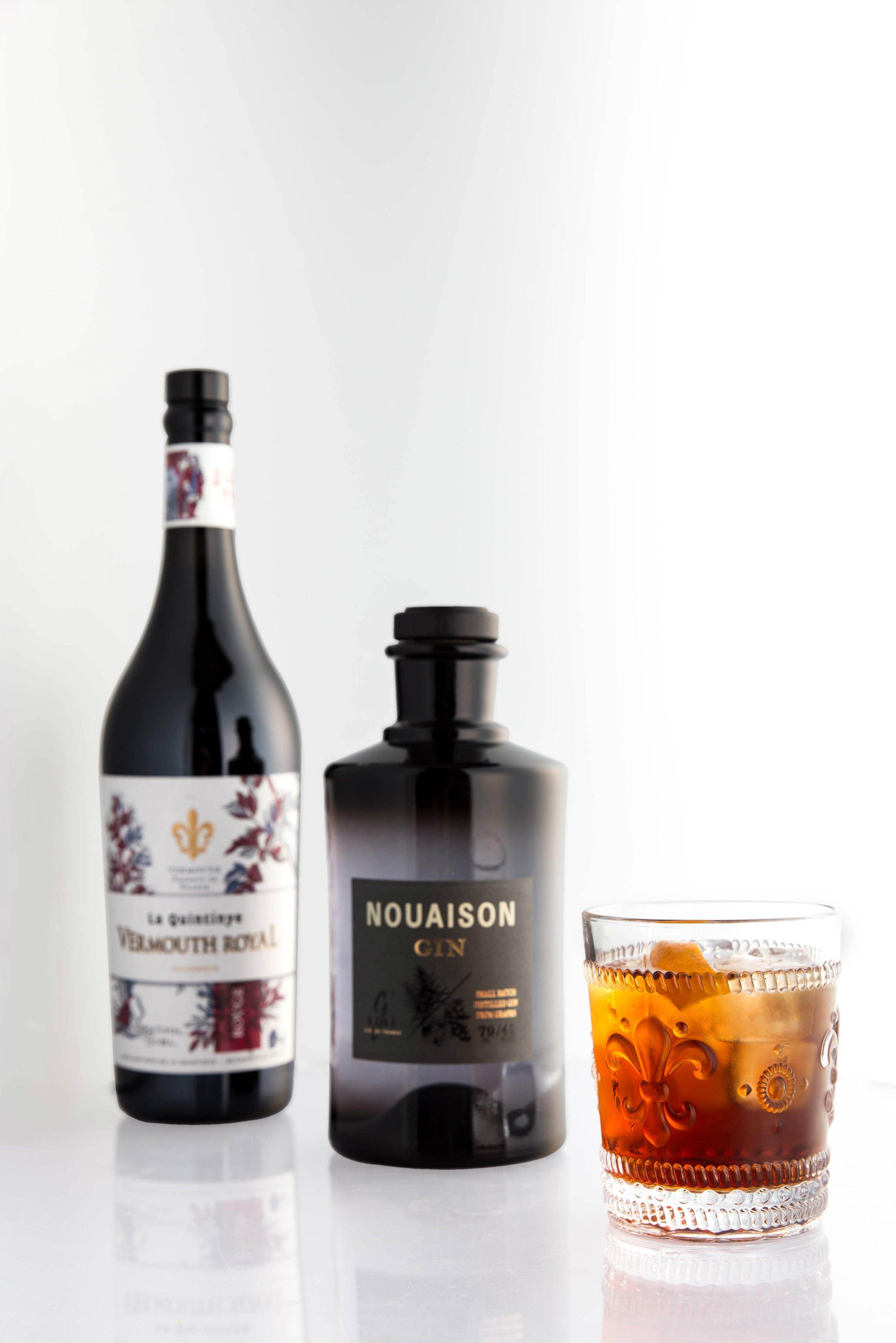 G'Vine revela su nueva Ginebra Nouaison Gin