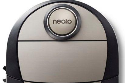Así es el nuevo robot aspirador Neato Botvac D7 Connected de Neato