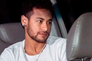 Las redes se descojonan de la exitosa operación de Neymar
