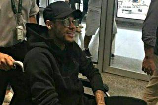 La lesión de Neymar es bastante más grave de lo que se había anunciado