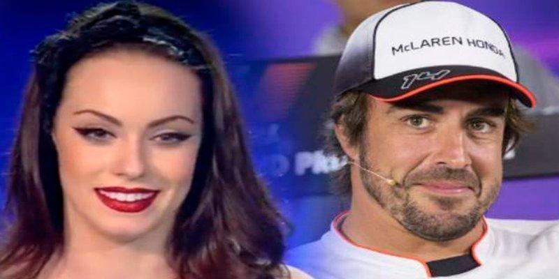 La inquietante reacción de Niedziela por Fernando Alonso